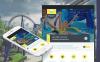 Premium Moto CMS HTML Template over Pretpark  New Screenshots BIG
