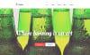 Thème WordPress adaptatif  pour site de brasserie New Screenshots BIG