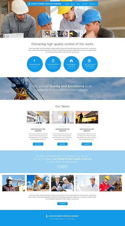 Website Template #55003
