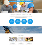 Architecture Website  Template 55003