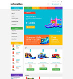 OpenCart  Template 55013