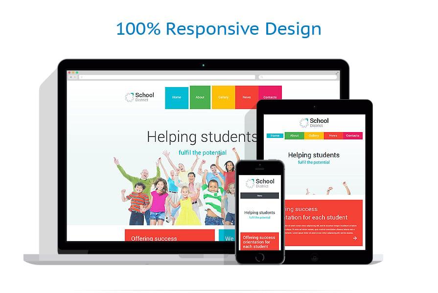 Thèmes WordPress Education #55026