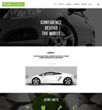 Cars WordPress Template 55029