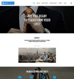 Society and Culture WordPress Template 55030