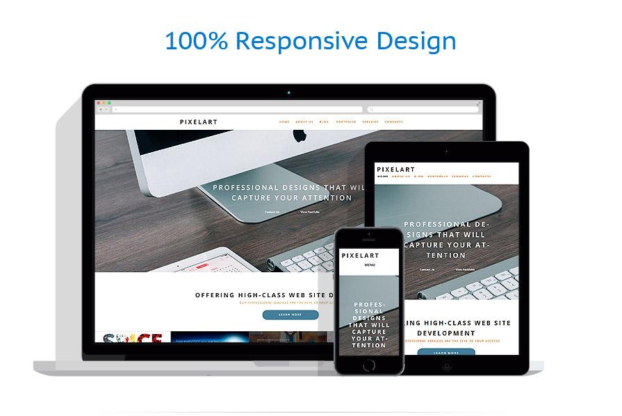 Thèmes WordPress Web design #55032