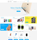 Electronics PrestaShop Template 55036