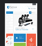 Security OpenCart  Template 55040