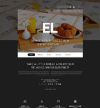 Hotels Joomla  Template 55057