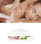 Beauty Joomla  Template 55058