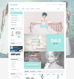 Wedding PrestaShop Template 55061