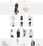 Fashion ZenCart  Template 55063