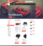 Cars WooCommerce Template 55066