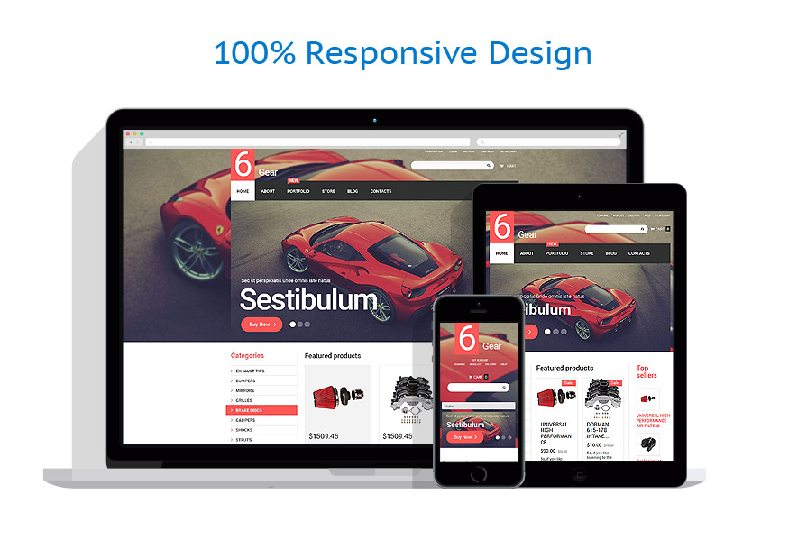 WooCommerce Themes Voitures #55066