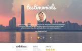 """Mark Kheiman - Movie Responsive Modern HTML"" modèle web adaptatif"