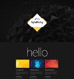 Art & Photography Website  Template 55078