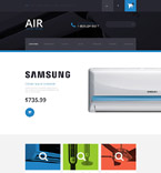 OpenCart  Template 55093