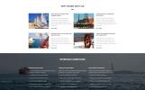Plantilla Web para Sitio de Empresas de construcción