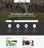 Animals & Pets Joomla  Template 55099