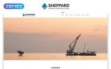 "HTML шаблон ""Sheppard - Marine Construction Responsive Classic HTML5"""