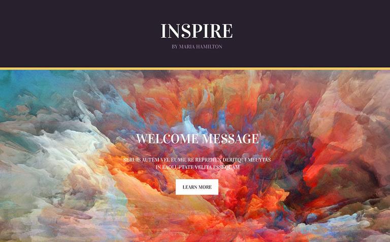 Responsive Boyama şirketi Açılış Sayfası şablonu 55034
