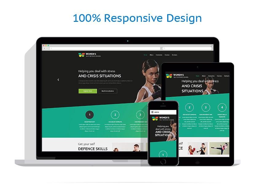 Modèles HTML5 Sport #55117