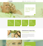 Medical WordPress Template 55142