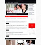 Sport Website  Template 55154