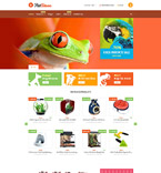Animals & Pets Shopify Template 55163