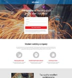 Landing Page  Template 55165