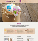 WordPress Template 55169