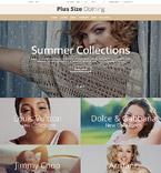 Fashion PrestaShop Template 55172