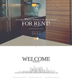 Real Estate Joomla  Template 55173