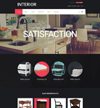 Furniture WooCommerce Template 55175