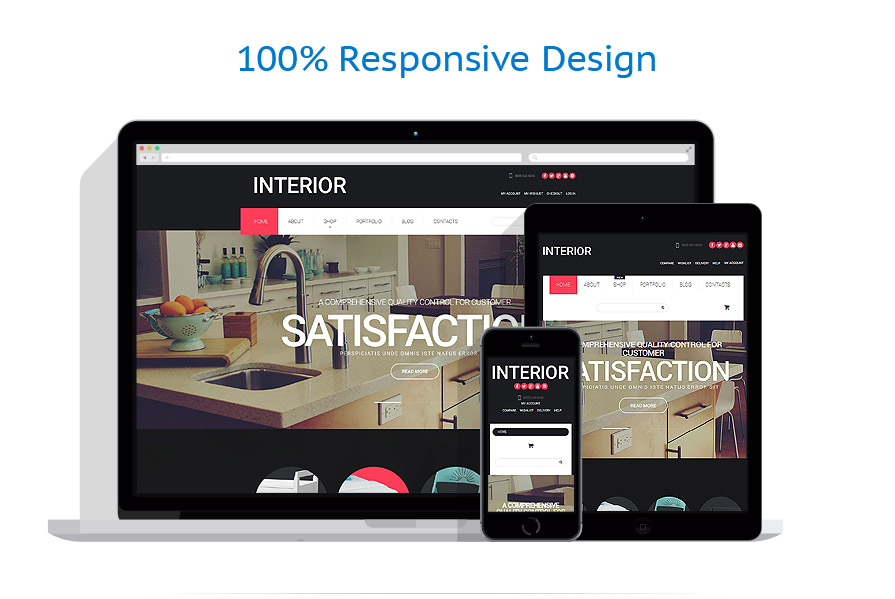 WooCommerce Themes Décoration - Mobilier #55175