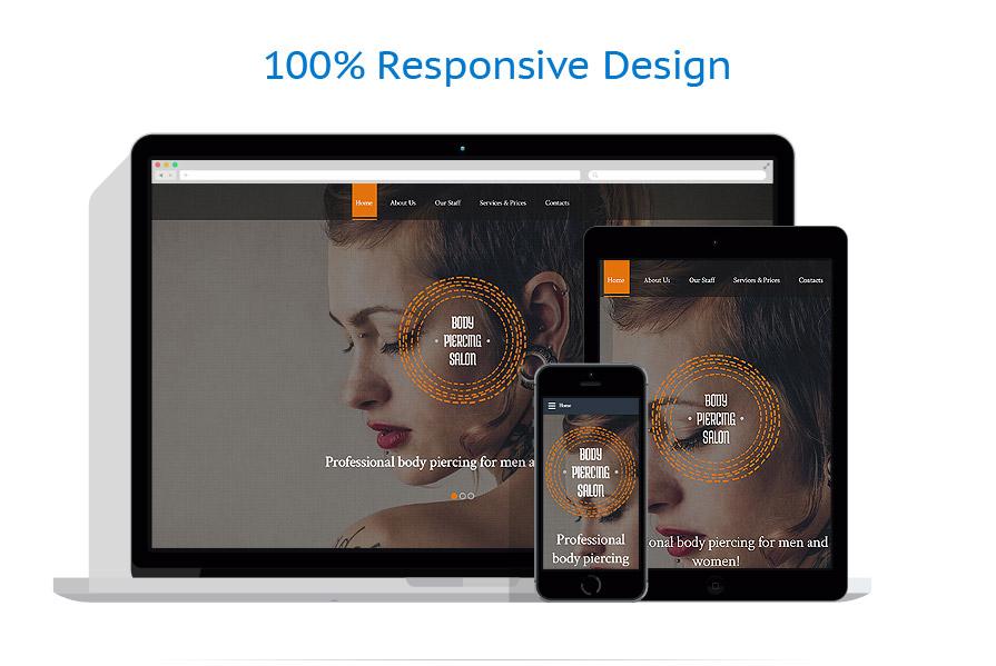 Modèles HTML5 Beauté #55192