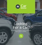 Cars Newsletter  Template 55193