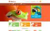 Адаптивний Shopify шаблон на тему зоомагазин New Screenshots BIG