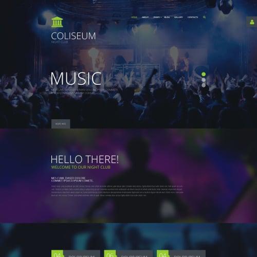 Coliseum - Joomla! Template based on Bootstrap