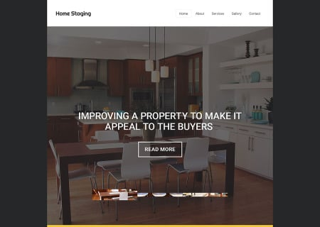 Home Staging Site