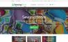 Reszponzív Iparművészeti  Magento sablon New Screenshots BIG