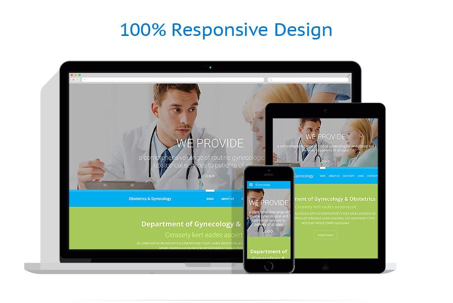 WooCommerce Themes Médical #55231