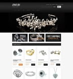 Jewelry osCommerce  Template 55205