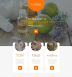Beauty Landing Page  Template 55206