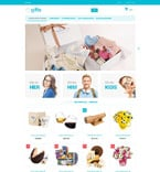Gifts PrestaShop Template 55209