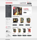 Food & Drink Shopify Template 55211