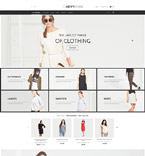 Fashion PrestaShop Template 55212