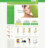 Beauty VirtueMart  Template 55215