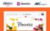 Responsivt WooCommerce-tema för blomsterbutik New Screenshots BIG