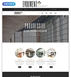 Architecture Website  Template 55224