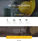 Architecture Website  Template 55226